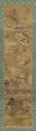 楊文聰 (1596-1646) 山水
