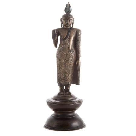 Sri Lanka Bronze Bodhisattva