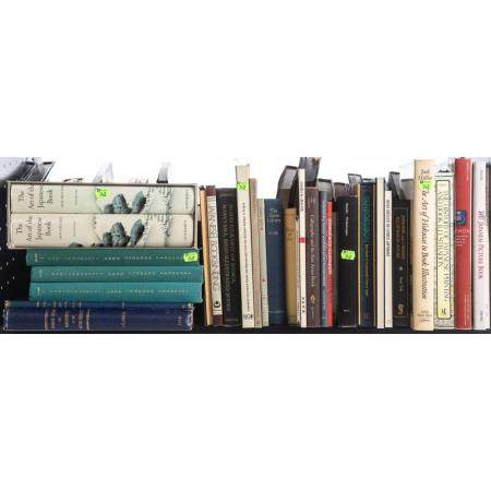 Approx. 29 Titles on Japanese Illustrated Books
