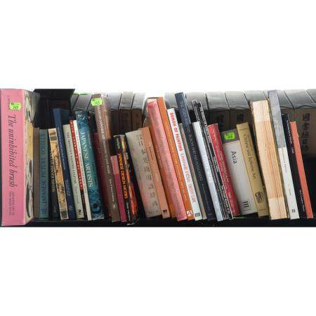 Approx. 30 Books on Japanese Art & Culture