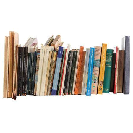 Approx. 36 Assorted Asian Titles & Catalogs