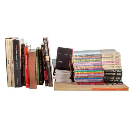Approx. 40 Books: Shunga & Japanese Erotica