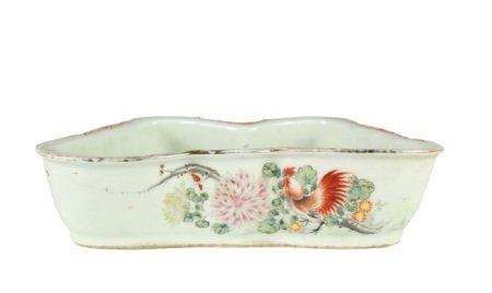 Chinese Porcelain Famile Rose Bowl