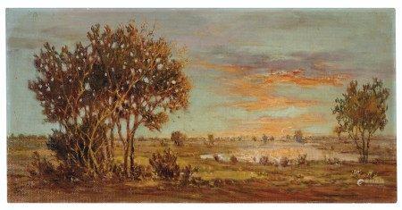 ALLAH BUX (1895-1978)