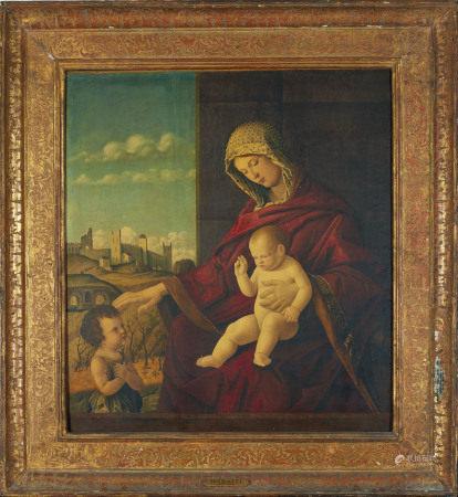 ÉCOLE VÉNITIENNE VERS 1500, ATELIER DE GIOVANNI BELLINI