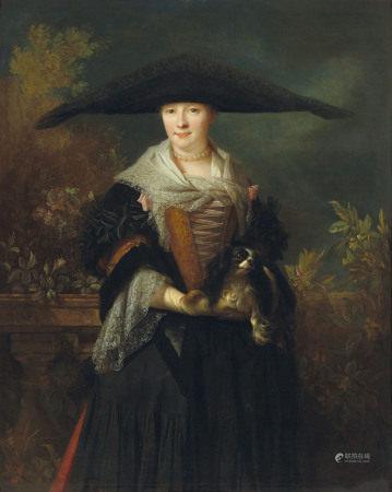 NICOLAS DE LARGILLIÈRE (PARIS 1656-1746)