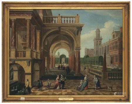 ATTRIBUÉ À JACOB BALTHASAR PEETERS (ANVERS, VERS 1655 - APRÈS 1721)