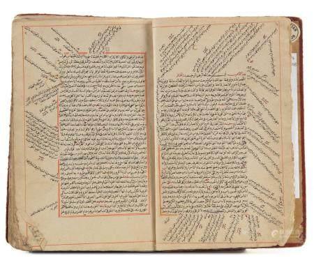 DURR AL MUKHTAR FI SHARH TANWIR AL ABSAR,1070 AH BY AL SHAYK MUHAMMAD ALA'AD DIN HASKAFI