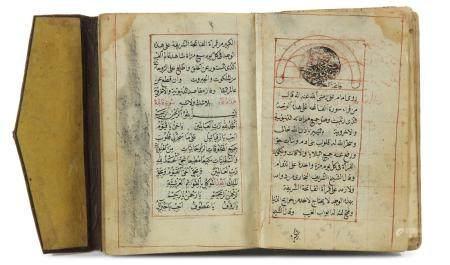 AN ARABIC PRAYERS BOOK, DATED 1234 AH/1818 AD