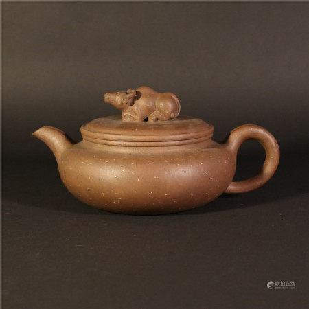 Shen Jun Yong purple clay pot