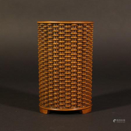 Boxwood penholder