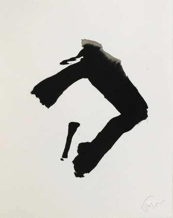 Pierre Tal-Coat (1905-1985) Ink & Wash