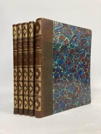 Marcel DIEULAFOY. L'art antique de la Perse. Achéménides, Parthes, Sassanides. Paris, Libr. cen