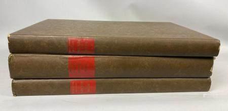 Eugène Napoléon FLANDIN & Pascal COSTE, Voyage en Perse, 3 volumes, 1976 (1ère éd. 1843-1854) F