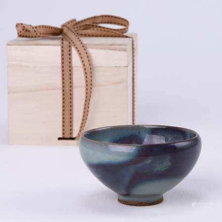 Jun kiln celadon kiln becomes small