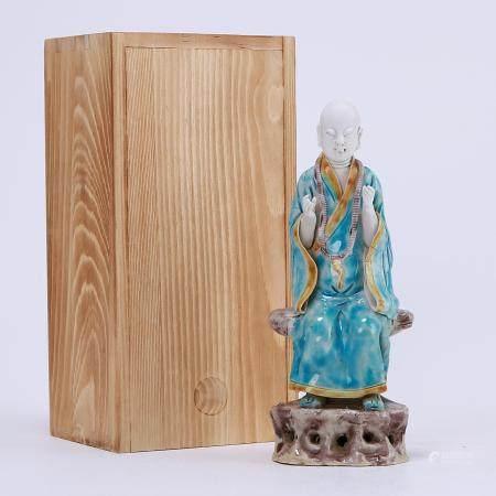 Fa Hua Cai Luohan Statue