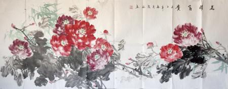 趙敏 花卉