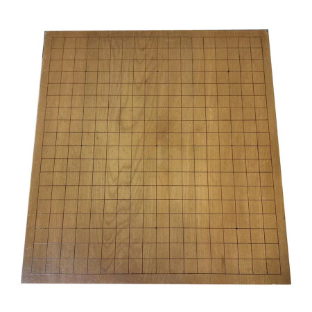 明治时期 日本榧木围棋桌