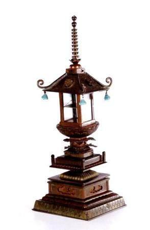 Japanese Edo Period Reliquary