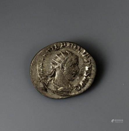 PHILIPPE Antoninien à la légende FELICITAS Monnaie romaine
