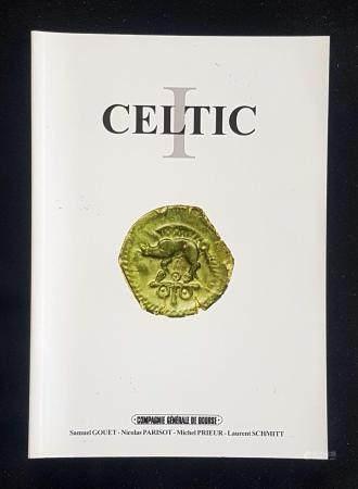 Celtic I Rare catalogue de CGB consacré aux monnaies gauloises, comprenant plus de 1000 monnaie