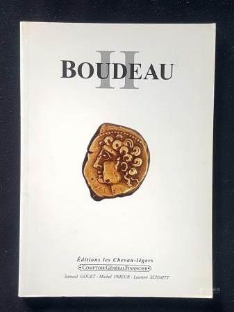 Boudeau II Editions CGB, 64 pages, très bon état