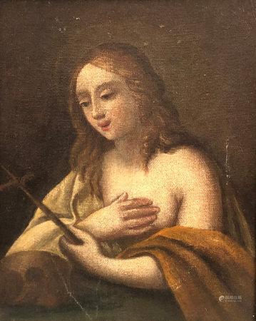 UNSIGNIERT (XVII - XVIII). Memento mori.