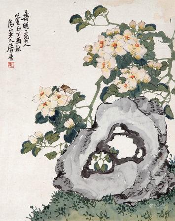 居    廉 花卉