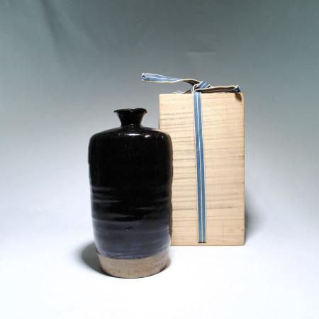 天目釉花瓶