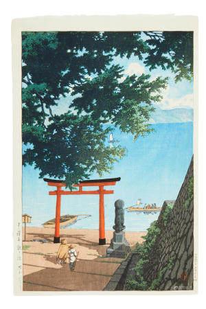 KAWASE HASUI (1883-1957) Showa era (1926-1989), 1931-1937
