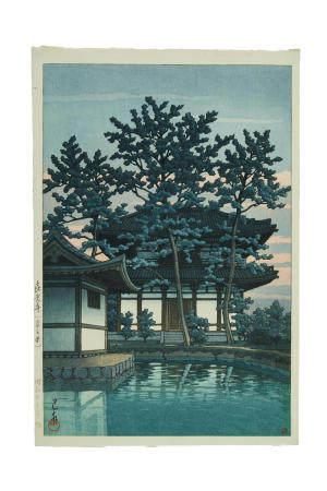 KAWASE HASUI (1883-1957) Showa era (1926-1989), 1948-1950