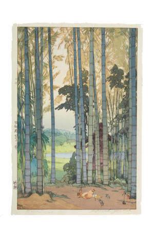 YOSHIDA HIROSHI (1876-1950) Showa era (1926-1989), 1927-1939