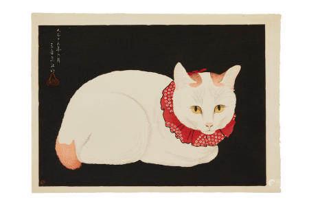 TAKAHASHI HIROAKI (SHOTEI, 1871-1945), OHARA KOSON (SHOSON, 1877-1945), KOMORI SOSEKI, AND SEKINO JUN'ICHIRO (1914-1988) Taisho (1912-1926) to Showa (1926-1989) eras, 1920s