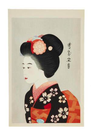 YAMAMURA TOYONARI (1886-1942), OKADA SABUROSUKE (1869-1939), AND PAUL JACOULET (1902-1960) Taisho (1912-1926) to Showa (1926-1989) eras