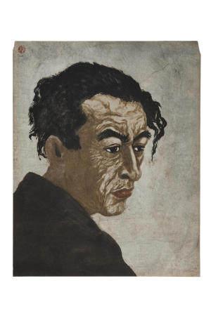 ONCHI KOSHIRO (1891-1955) Showa era (1926-1989), 1943
