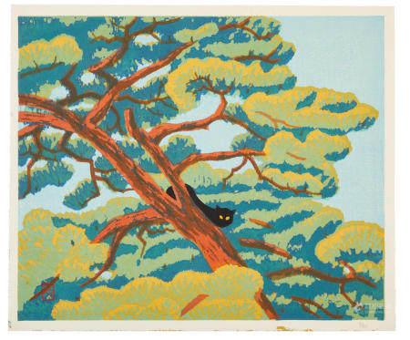 MAEDA MASAO (1904-1974) Showa era (1926-1989), 1940-1958