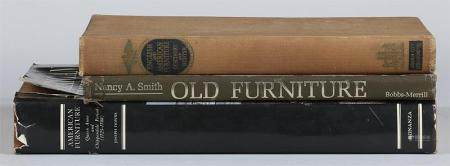 Group of (3) books. FR3SH.