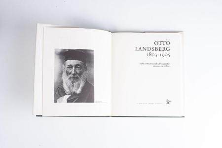 OTTO LANDSBEG 1805-1905: 19TH CENTUY SOUTH AFICAN ATIST