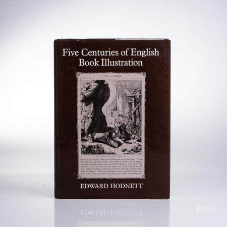FIVE CENTUIES OF ENGLISH BOOK ILLUSTATION