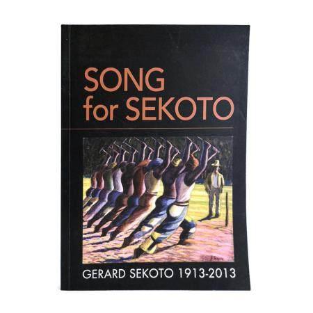 "SONG FO SEKOTO: GEAD SEKOTO 1913 €"" 2013"