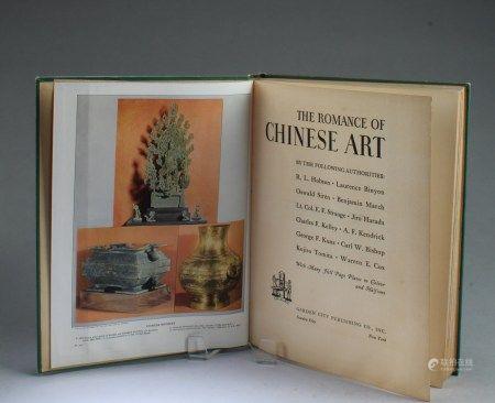Chinese Art' Book