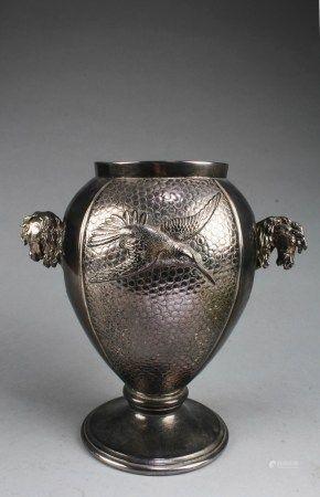 A Silver Ornament