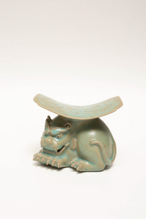 Chinese Early Period Celadon Pillow