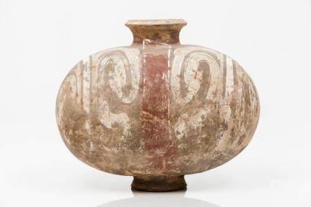 A cocoon jar