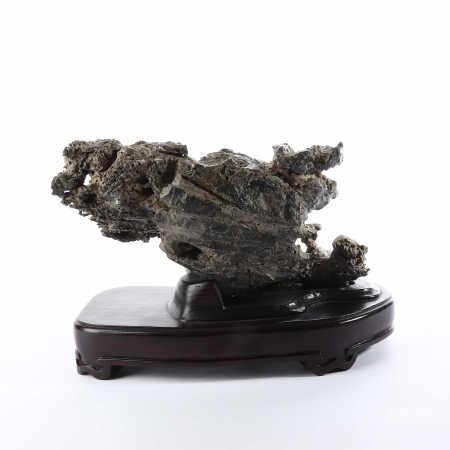 Yingde stone shaped Shanzi ornament