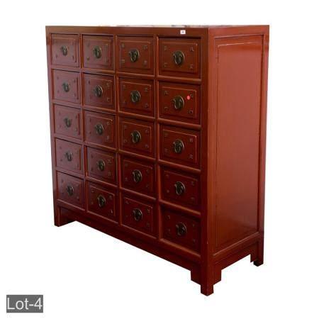 oriental medicine cabinet