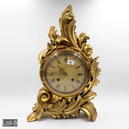 Louis XVth mantle clock