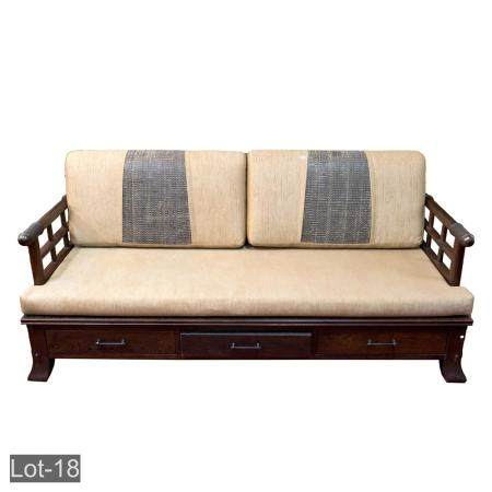 Ming dynasty style 3 piece drawing room suite