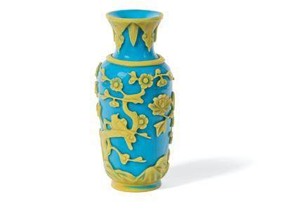 A Vase, Beijing, China, Four Character Mark Tongzhi, Early 20th Century