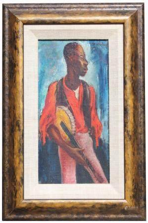 Hale Woodruff (1900 - 1980)